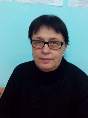Чаповська Тамара Павлівна