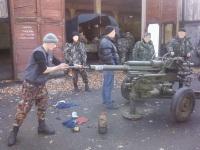 Зустріч з військовослужбовцями 41 Батальйону територіальної оборони