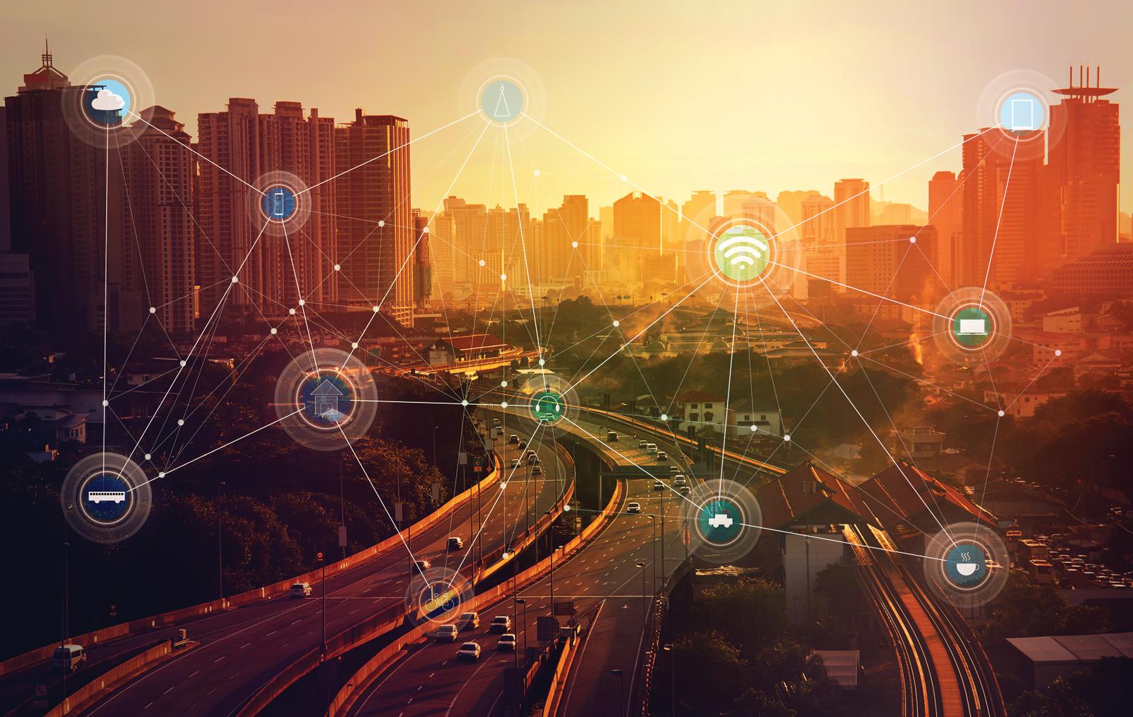 IoT_cityScape_Wallpaper