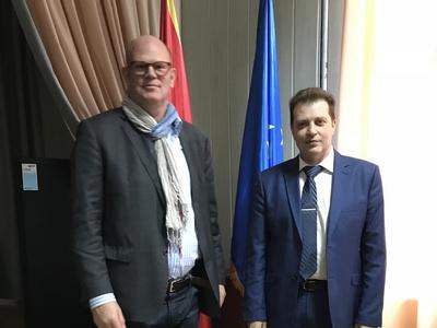 Відбулась зустріч з керівником датської ІТ-компанії «CC-Interactive»