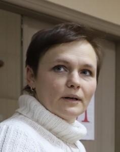 Береговська Ірина Федорівна